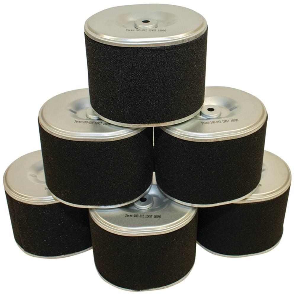 Stens 100-978 Honda 17210-ZE3-505 Air Filter Shop Pack Pack of 8