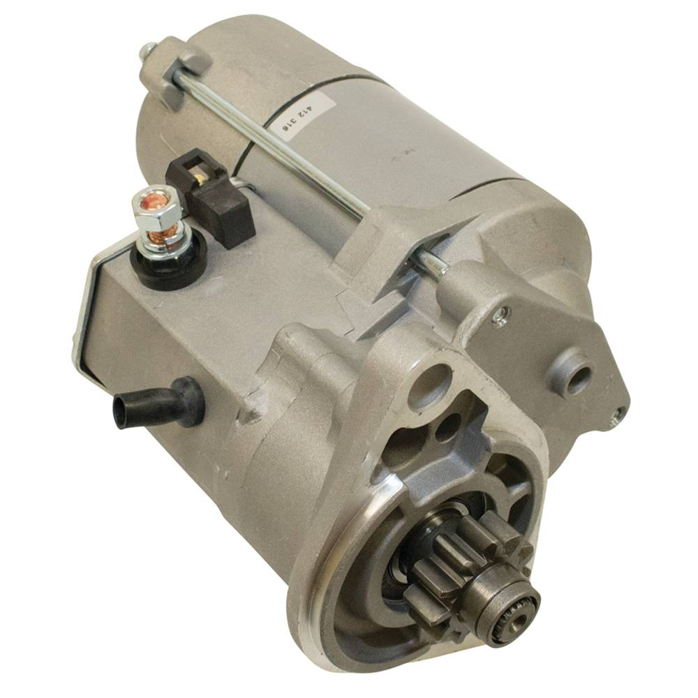 New Stens 435-920 Electric Starter FIT Denso 228000-5123 228000-5120 228000-5121
