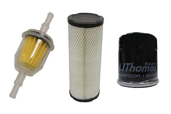 Filters - Air/Oil/Fuel